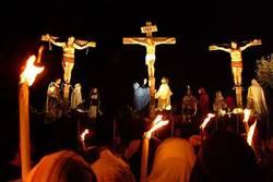 Loreto, Via Crucis